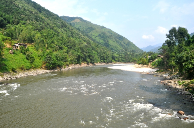 The Kameng River
