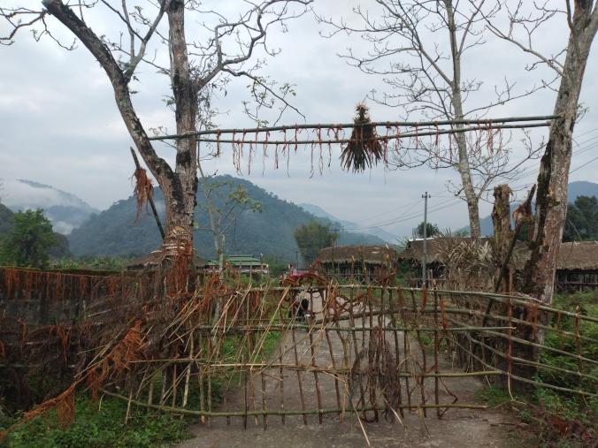 Kamki Village Pic by Bomdo Kamki
